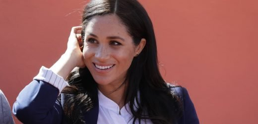 """Meghan Markle Had a Special Request For the British Vogue Cover: """"I Want to See Freckles!"""""""