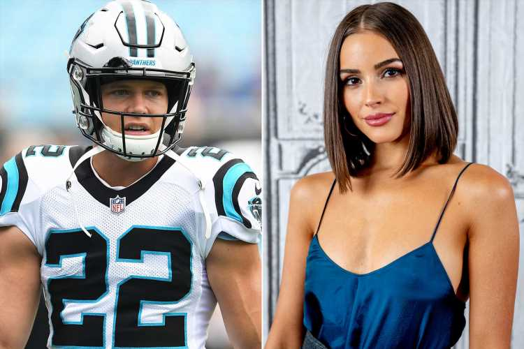 Christian McCaffrey, Olivia Culpo have gone past Instagram flirting