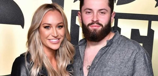 Baker Mayfield convinced Emily Wilkinson he wasn't a 'playboy athlete'