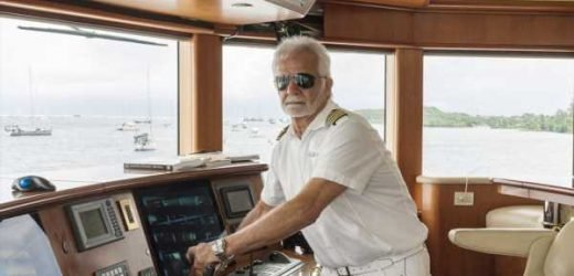 Captain Lee From 'Below Deck' Announced His Son's Death In A Heartbreaking Instagram