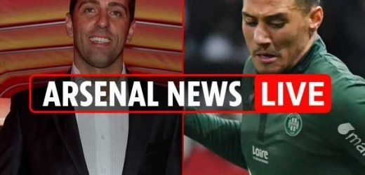 5.45pm Arsenal transfer news LIVE: Edu signs, Saliba to be loaned back to Saint Etienne, late Nkunku bid – The Sun