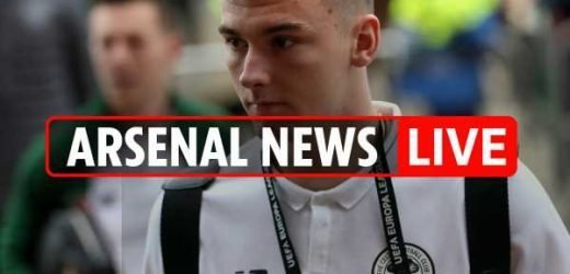 12am Arsenal transfer news LIVE: Tierney £25m bid LATEST, Dani Alves, Koscielny has no offers