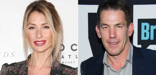 Ashley Jacobs Reflects on 'Dark' Relationship With Ex Thomas Ravenel
