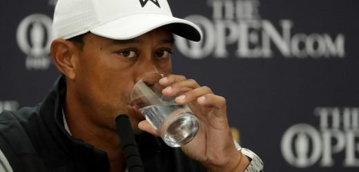 Tiger Woods promises to stay off the Guinness during Open at Royal Portrush in Northern Ireland after necking one too many in the past – The Sun