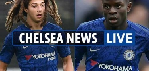 7.30am Chelsea transfer news LIVE: Barcelona friendly, Ampadu joins RB Leipzig, Kante could miss start of season – The Sun