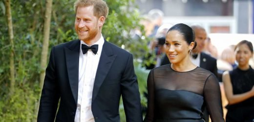 Duchess Meghan, Prince Harry Return to Red Carpet for 'Lion King' Premiere