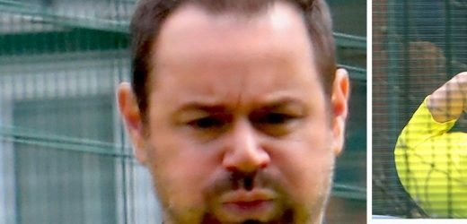 EastEnders spoilers: Mick Carter has a terrifying collapse after a row at the football pitch