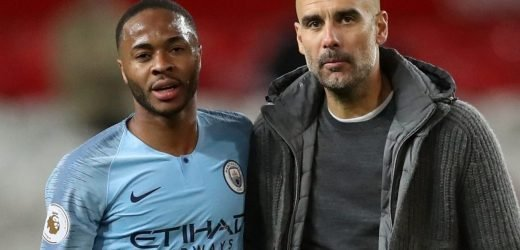 Raheem Sterling to be part of Pep Guardiola's leadership group at Man City – The Sun