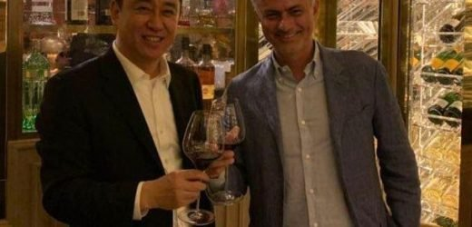 Jose Mourinho 'turns down record £88million offer to manage Chinese side Guangzhou Evergrande' – The Sun