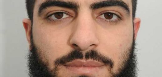 Terrorist who plotted driverless car terror attack on Britain is jailed