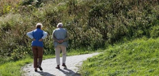Walking 8,900 steps a day protects against Alzheimer's and preserves brain power, study claims – The Sun