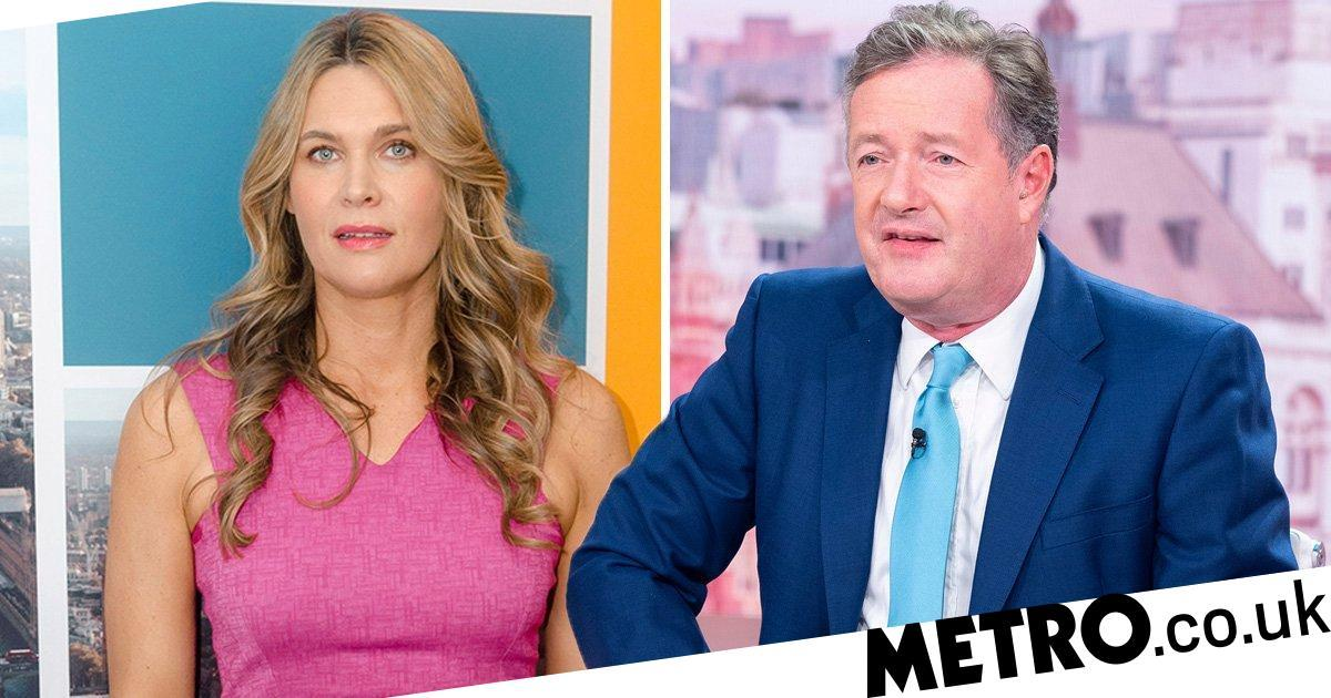 Piers Morgan claims wife Celia Walden 'triggered anxiety' with car wash trolling