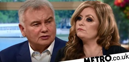 Eamonn Holmes questions woman's mental health after she divorced a pirate ghost