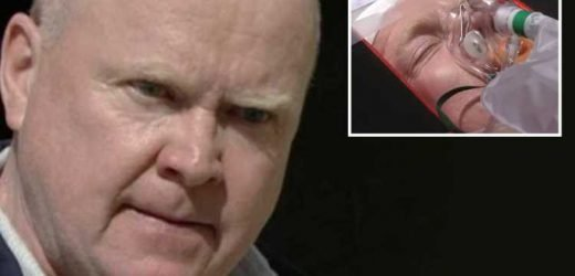 EastEnders fans convinced Phil saying he's going to 'pop his clogs' last night confirms he'll DIE in shock attack later this year