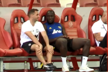 Inter boss Conte confirms he is desperate to sign 'important' Lukaku as Man Utd striker cuts frustrated figure in training with £75m transfer stalling – The Sun