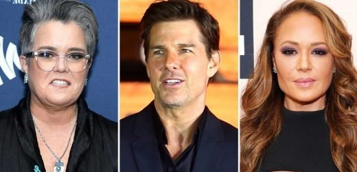 Rosie O'Donnell on Tom Cruise and Scientology: I 'Worry About Him'