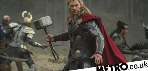 Now you can look like Thor as Chris Hemsworth's strict diet plan is revealed