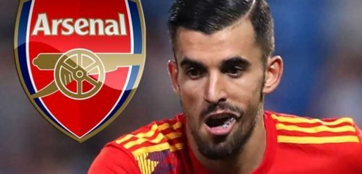 Arsenal set to complete loan deal for Dani Ceballos – but are waiting for OK from Real Madrid boss Zinedine Zidane – The Sun
