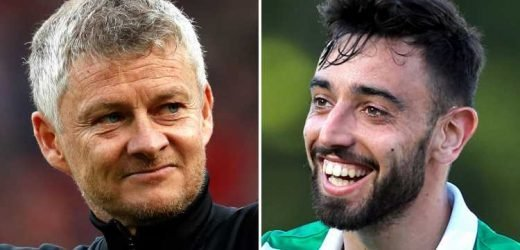 Bruno Fernandes has everything needed to be a future leader at rudderless Man Utd after single-handedly saving Sporting Lisbon as captain – The Sun