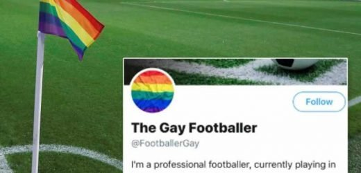 'Gay footballer' who vowed to come out deletes Twitter account after posting 'I thought I was strong enough' – The Sun
