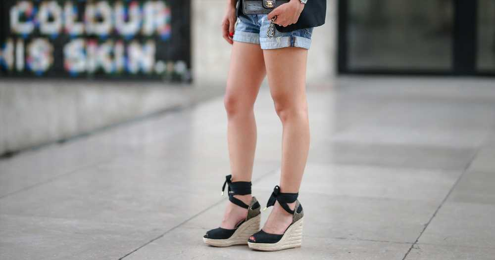 The Perfect Wedge Sandals for Your 'On-the-Go Summer' — Now on Sale!