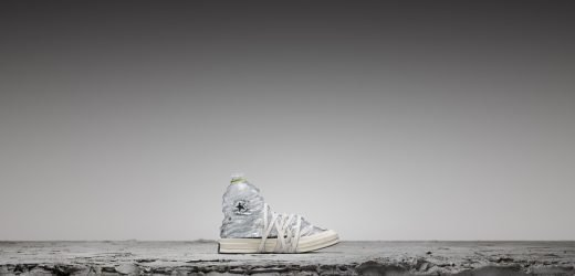 Converse Is Launching Updated Versions Of Its Classic All-Stars, But Made Out Of Recycled Materials