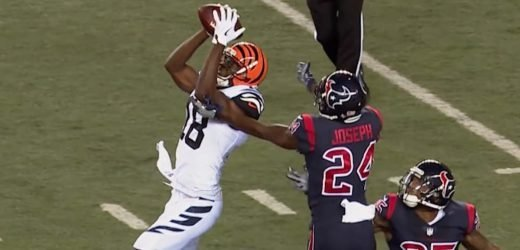 A.J. Green hurt, carted off the field during practice — Here's what happened