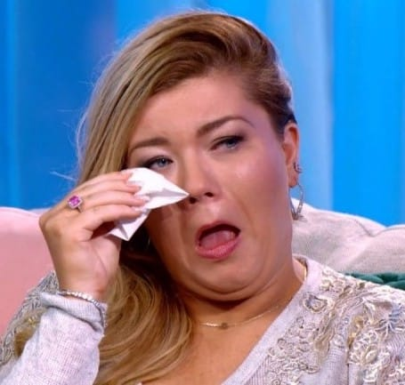 Amber Portwood: I'm TRYING to Be Sane For My Daughter's Sake!