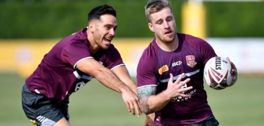 Norman won't be a shrinking violet as he makes Origin debut