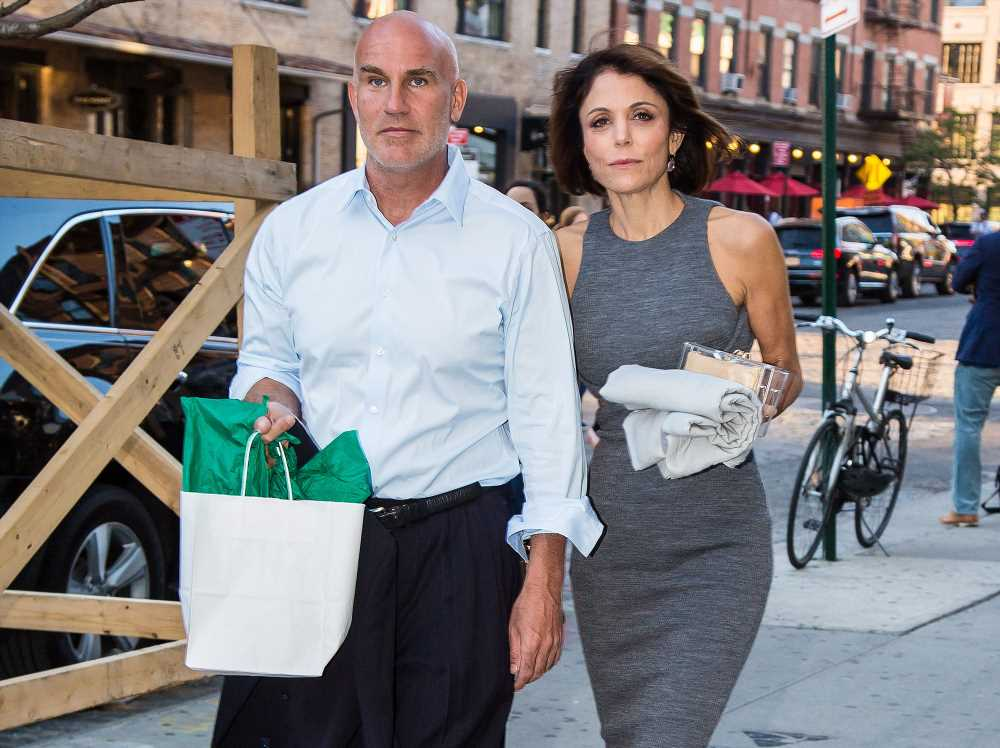 RHONY: Bethenny Frankel Says She Didn't Consider Herself Engaged to Late Love Dennis Shields