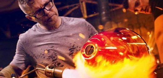 Can Netflix's 'Blown Away' make ancient glass blowing hot?