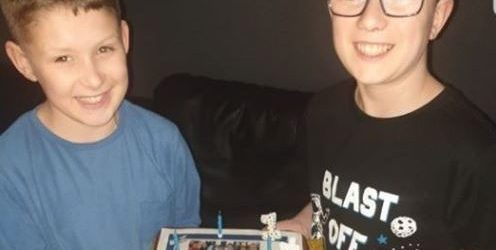 Missing twin teenage boys who vanished from home 24 hours ago found safe and well