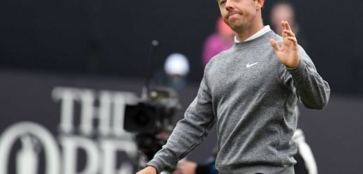 Rory McIlroy is still leaving the British Open a winner
