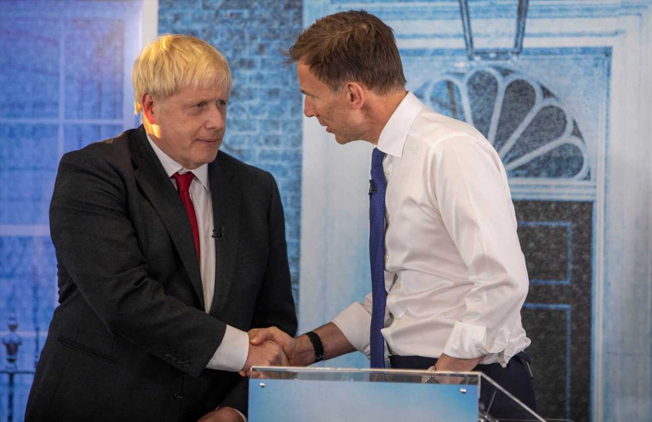Jeremy Hunt repeatedly offers Boris Johnson a top job in his Cabinet if he becomes PM – The Sun