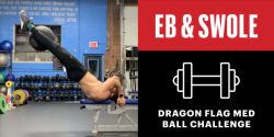 This Brutal Core Challenge Will Burn Your Abs Like a Dragon