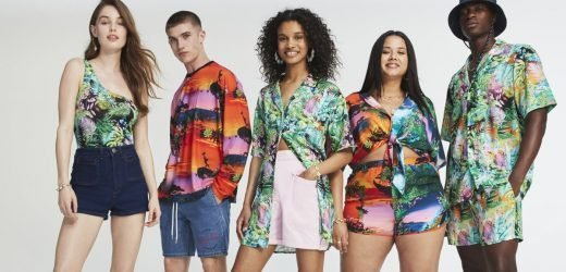 The Lion King Teams Up With ASOS For the Fashion Collaboration of Our Childhood Dreams