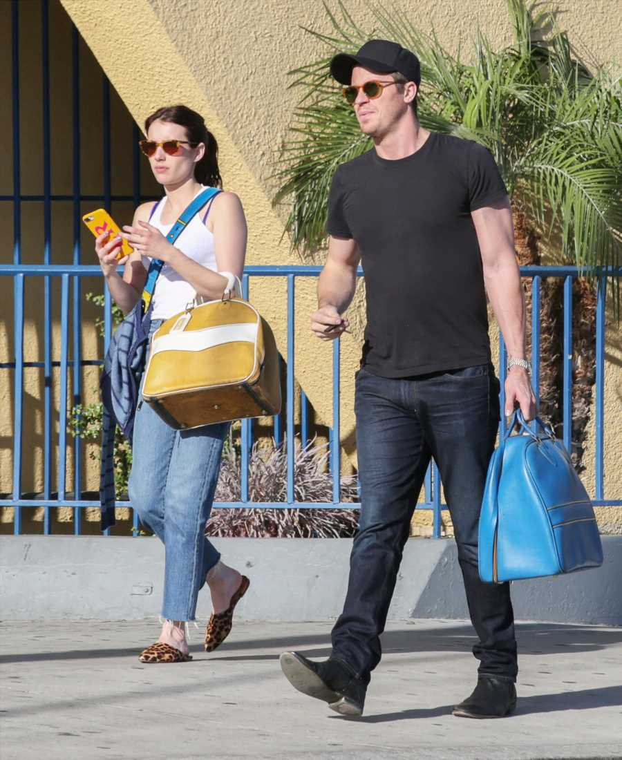 Bowling Date! Emma Roberts and Garrett Hedlund Bond on Sporty Outing