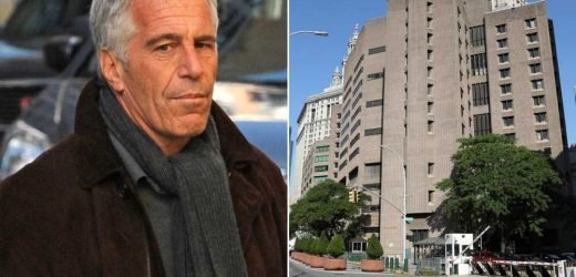 Jeffrey Epstein on suicide watch after he's found with neck injuries in jail