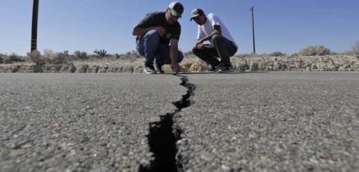 Months of shocks could follow Californian earthquakes
