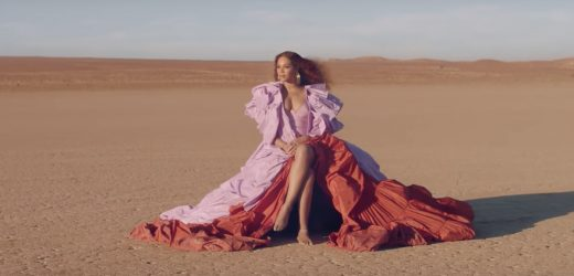 Watch as Beyoncé Pulls Off Every Color in the Rainbow In Her Spirit Music Video