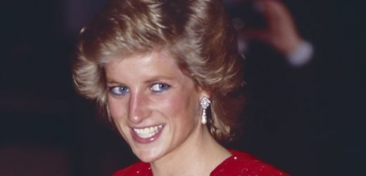 Princess Diana Wore the Most Gloriously '80s Dress to the Premiere of When Harry Met Sally