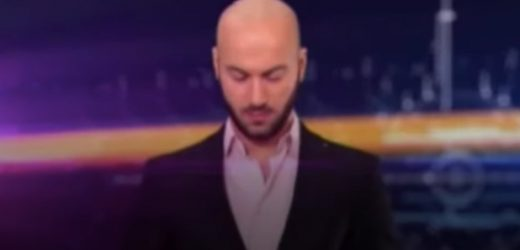 Georgian TV Host's Anti-Putin Rant Leads to Station Going Off-Air