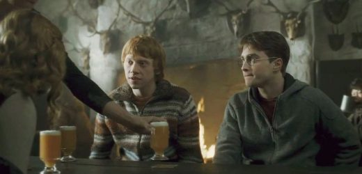 'Harry Potter' Pop-Up Bar Experience Lets You Brew Your Own Alcoholic Potion