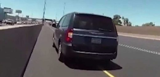 Hearse driver pulled over in HOV lane asks if corpse doesn't count