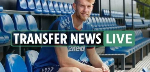 12.30pm transfer news LIVE: Rangers sign Helander, Delph to Everton agreed, Barcelona sign Griezmann