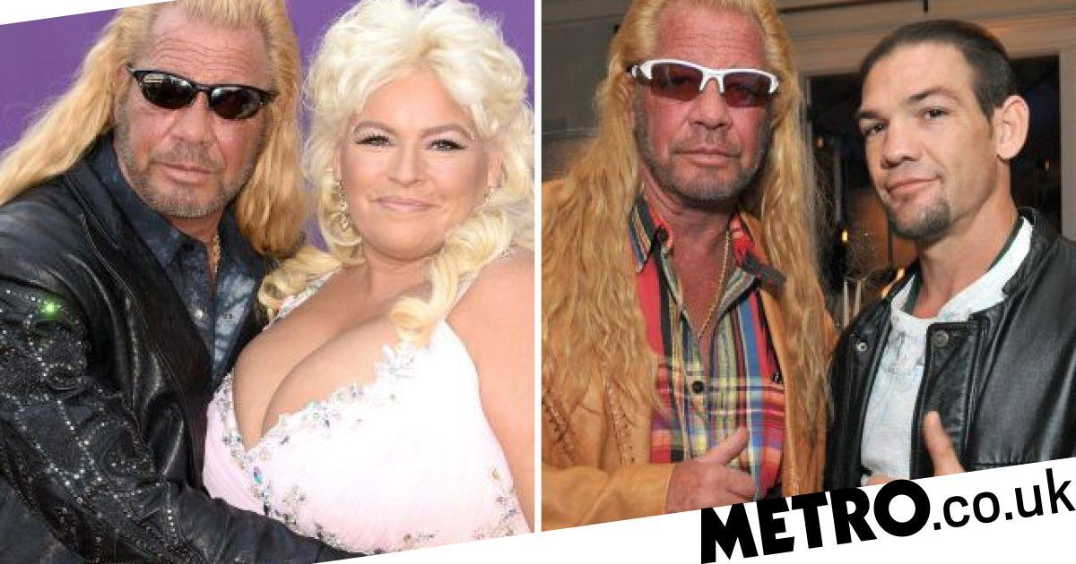 Beth Chapman funeral: Dog the Bounty Hunter's son Leland pays tribute