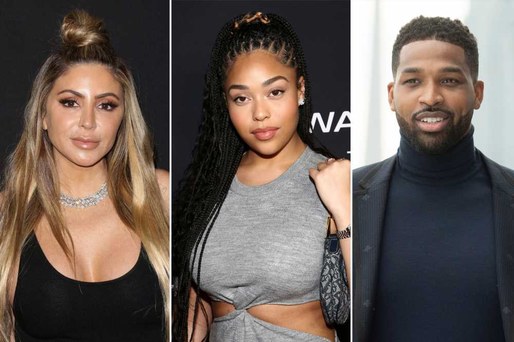 Larsa Pippen: Jordyn and Tristan made everyone 'uncomfortable' before scandal