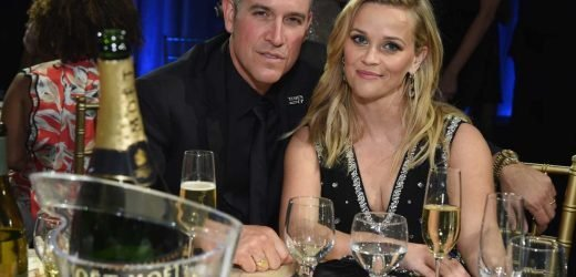 Reese Witherspoon wished her 'sweet husband' Jim Toth a happy birthday: See the rare pic!