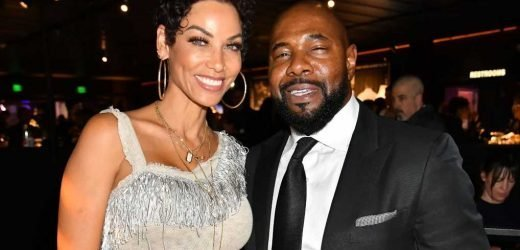 Nicole Murphy apologizes for kissing married director Antoine Fuqua