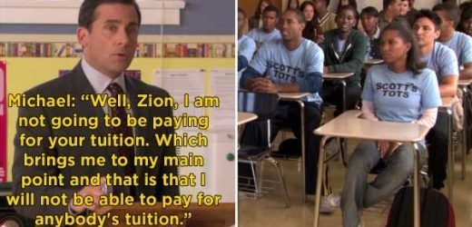 23 TV Moments That Are So Cringey They Should've Been Cut